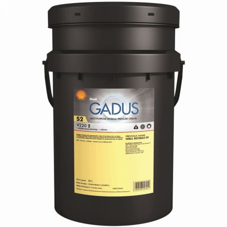 Tööstuslik määre GADUS S2 V220 2 18kg, Shell