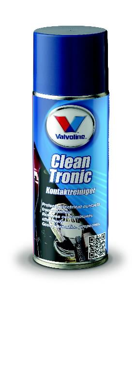 Kontaktide puhasti CLEANTRONIC 400ml, Valvoline