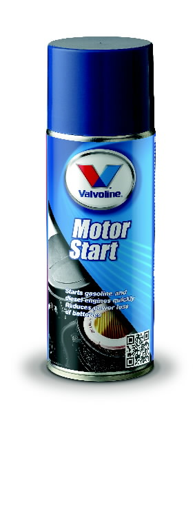 Mootori käivitaja/käivitusabi MOTOR START 400ml, Valvoline