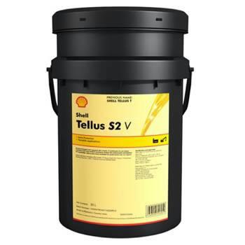 TELLUS S2 V 68 20L, Shell