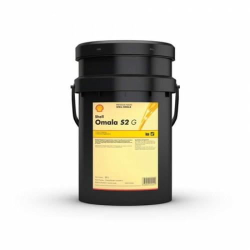 Tööstuslik ülekandeõli OMALA S2 G 320 20L, Shell
