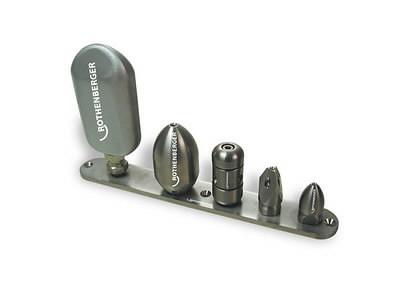 """Nozzle set. 100/150, R1/2""""  ROJET, Rothenberger"""