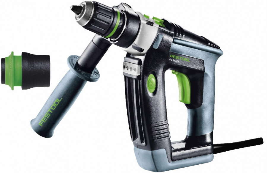 Impact drill PD 20/4 E FFP-Plus, Festool