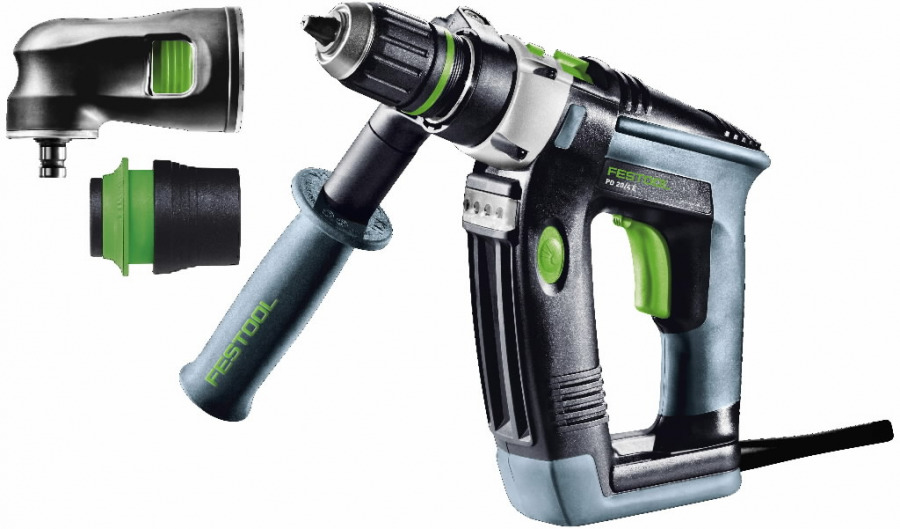 Impact drill PD 20/4 E FFP-Set, Festool