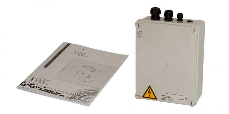 Control box CB-WCS, Plymovent