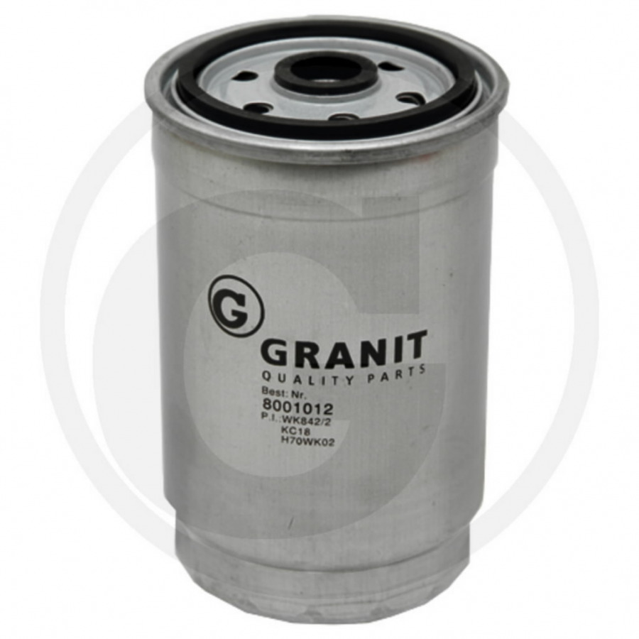 Fuel filter, GRANIT
