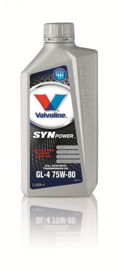Transmisijos alyva  SYNPOWER GL-4 75W-80 1L, Valvoline