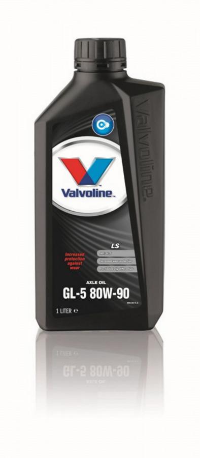 VALVOLINE transmisijos alyva GL-5 80W90 LS 1L, Valvoline
