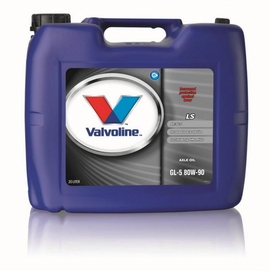 VALVOLINE transmisijos alyva GL-5 80W90 LS 20L, Valvoline
