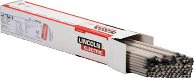 Elektrodas suvirinimo 5,0x450mm LINCOLN 7018-1 5,6kg, Lincoln Electric