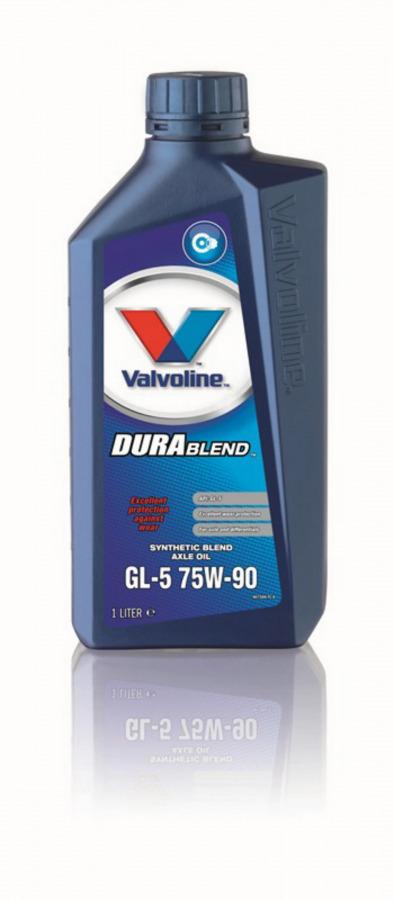 Transmisijos alyva DURABLEND GL-5 75W90  1L, Valvoline