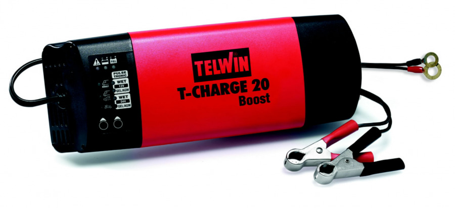 T-CHARGE 20 BOOST, Telwin
