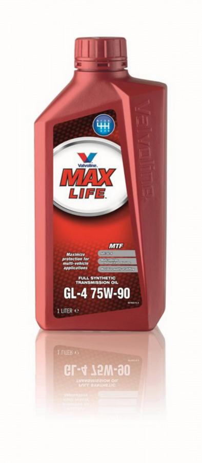 Transmisijos alyva MAXLIFE MTF GL-4 75W90 1L, Valvoline