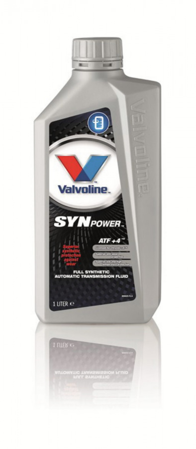 Automatinės transmisijos alyva SYNPOWER ATF +4  1L, Valvoline