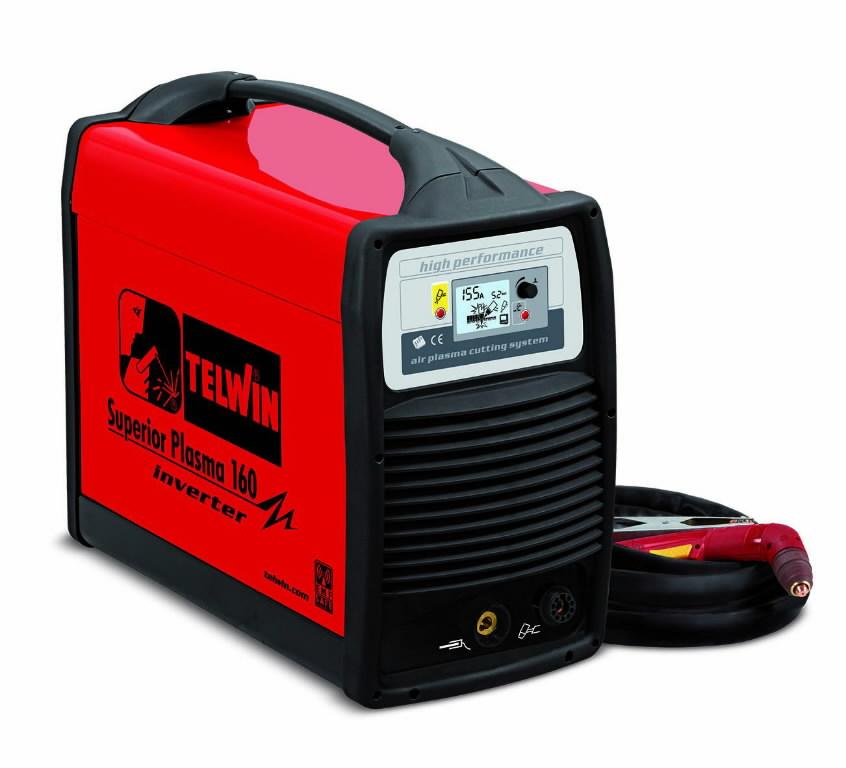 Plasmalõikur Superior Plasma 160, Telwin