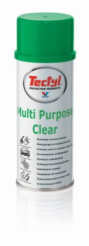 Kaitseaine TECTYL MULTI PURPOSE CLEAR 400ml aerosool, Tectyl