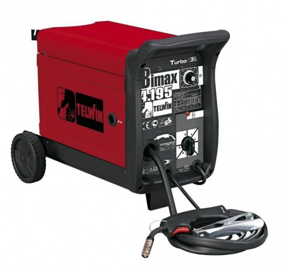 Semiautomatic welding machine BiMax 4.195, Telwin