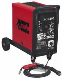 TELMIG 203/2 TURBO  230/400V, Telwin