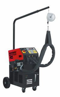 Spot-welder Inverspotter 12000 with accessories, Telwin