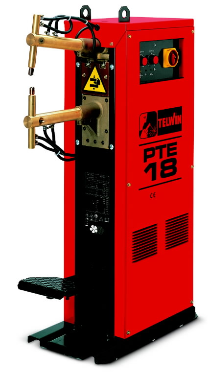 Statsionaarne punktkeevitus PTE 18, Telwin