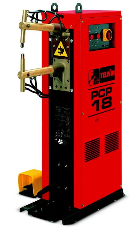 Column spot welder PCP 18, Telwin