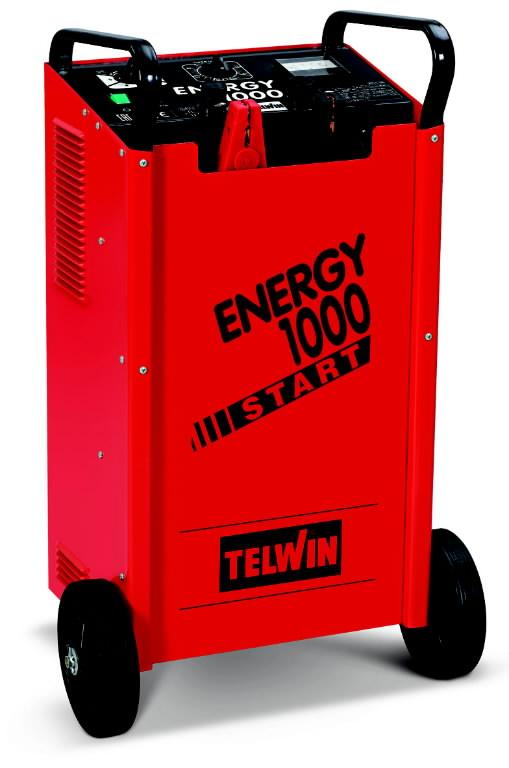 akulaadija-starter ENERGY 1000 START 230-400V 12-24V, Telwin