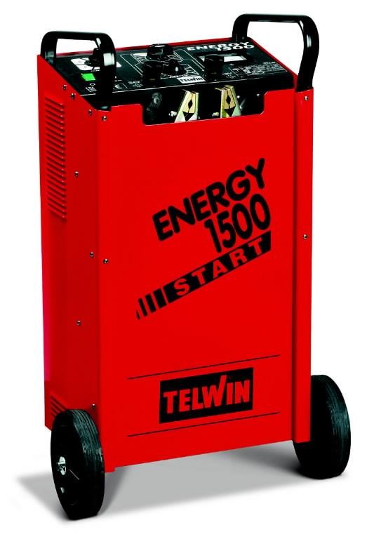 akulaadija-starter ENERGY 1500 START, Telwin