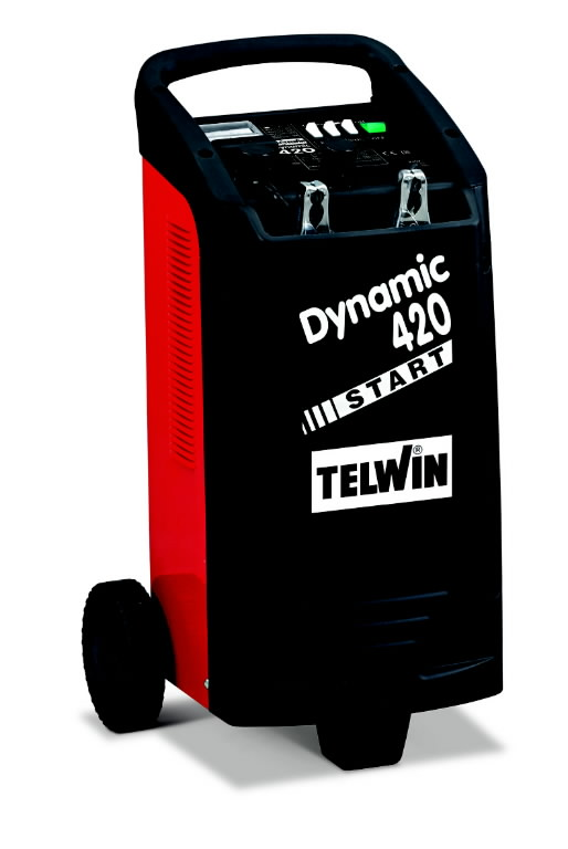 akulaadija-starter  DYNAMIC 420 START, Telwin
