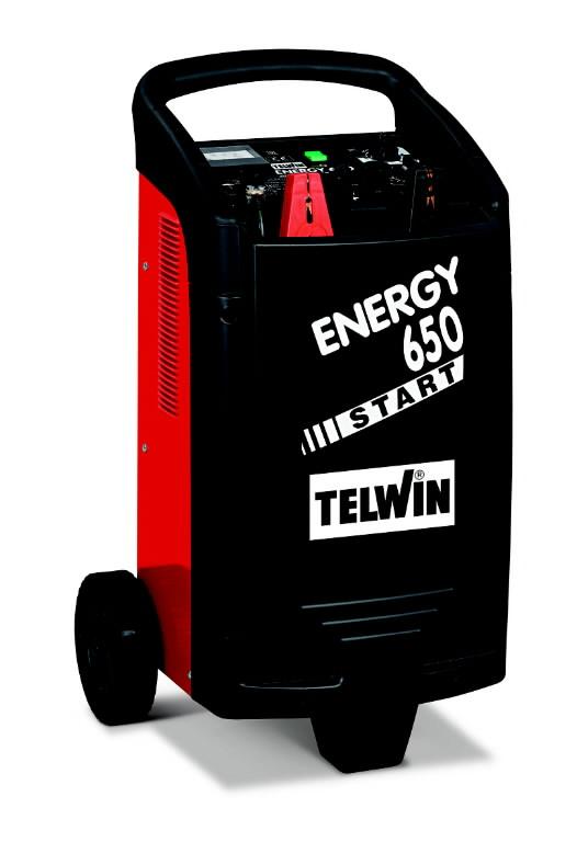 akulaadija-starter ENERGY 650 START 230-400V 12-24V, Telwin