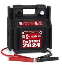 kaasaskantav käivitusabi (booster) Pro Start 2824, 12/24V, Telwin