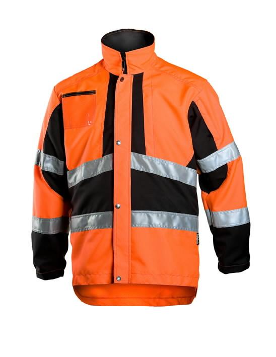 Striukė miškininkui  832 oranžinė/mėlyna 2XL, Dimex