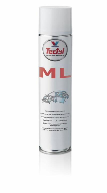 Sisepindade kaitsevaha TECTYL ML 600ml aerosool + otsikud, Tectyl