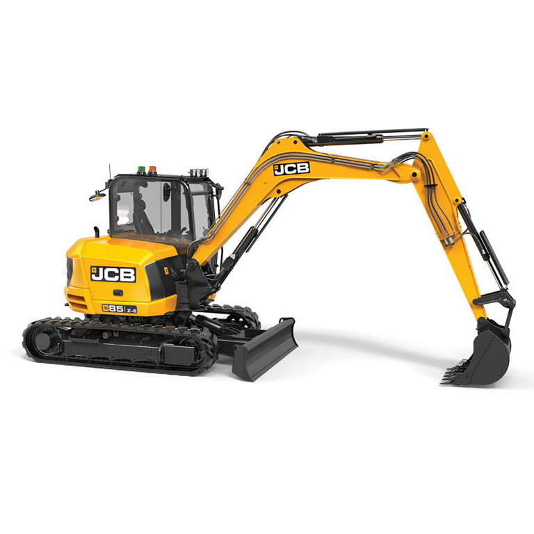 Mini ekskavators  85Z-I, JCB