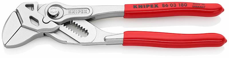 Replės-raktas, 180 mm, Knipex