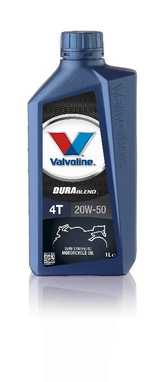 Alyva varikliui 4T DURABLEND 20W50 1L, Valvoline