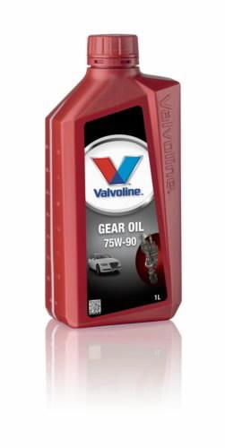 Transmisijos alyva  VALVOLINE GEAR OIL GL-4  75W90 1L, Valvoline