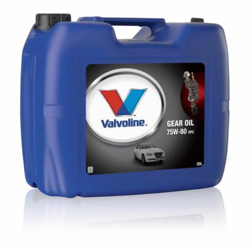 Transmisijos alyva  GEAR OIL 75W80 RPC 20L, Valvoline