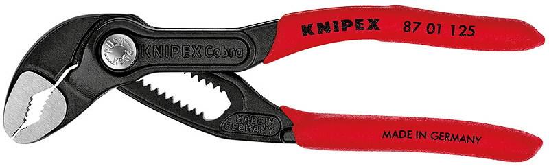Replės COBRA, 125 mm, Knipex