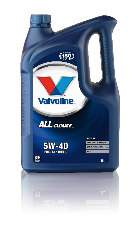 ALL CLIMATE DIESEL C3 5W40 5L, Valvoline