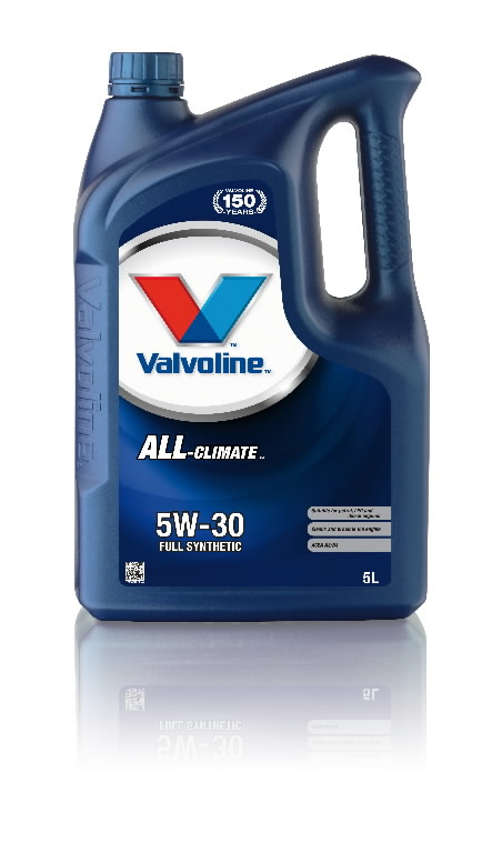 ALL CLIMATE 5W30 5L, Valvoline