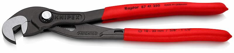 Vamzdinis raktas veržlėms 250mm, Knipex