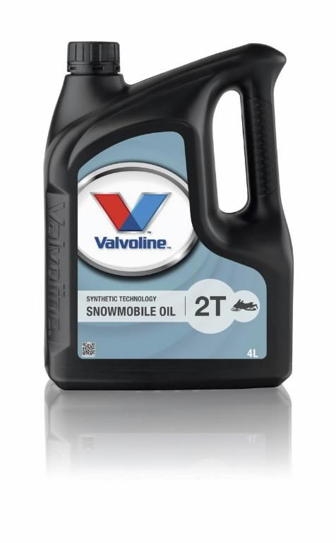 Alyva varikliui 2T SNOWMOBILE 4L, Valvoline