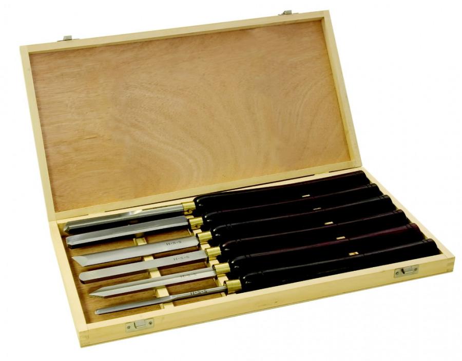 Rinkinis įrankių 6 vnt, 470 mm. DM 460, Scheppach