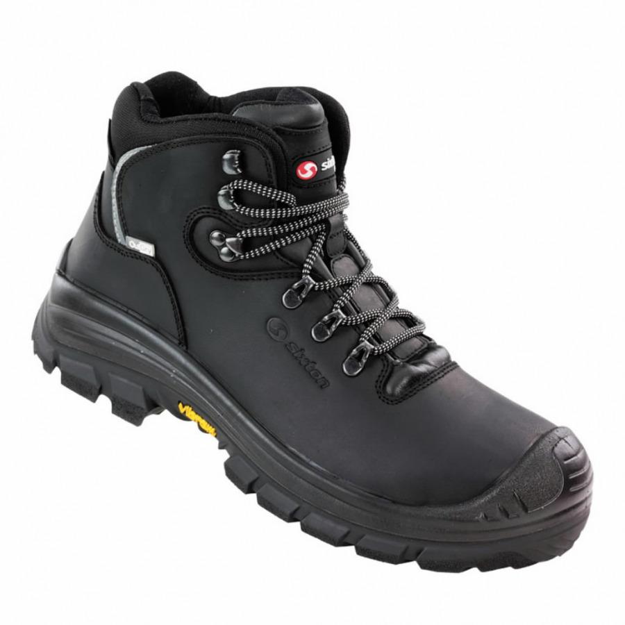 Žieminiai  batai  Stelvio 13L Polar, juoda, S3 HRO WR CI SRC 48, Sixton Peak
