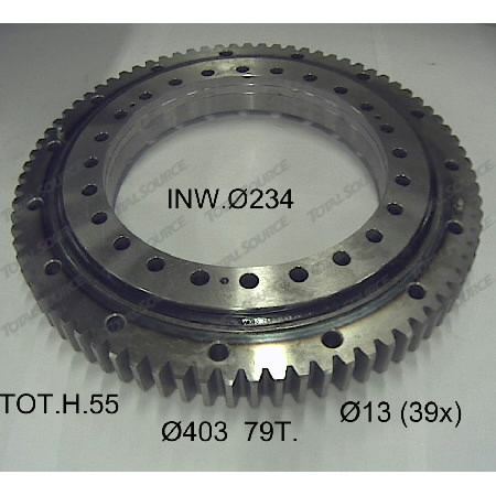 Slew ring UPRIGHT, TVH Parts