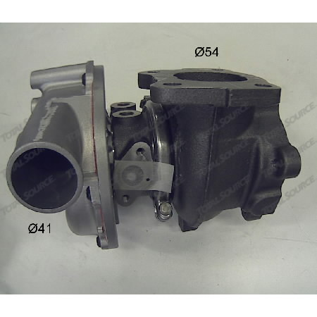 Turbocharger CASE CX240B, TVH Parts