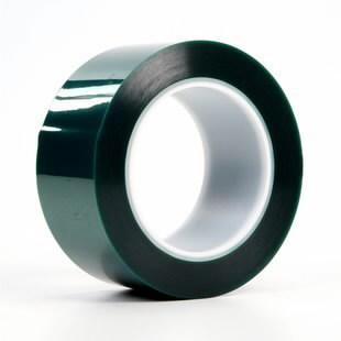8992 maskavimo juosta žalia 1280mm x66m, 3M