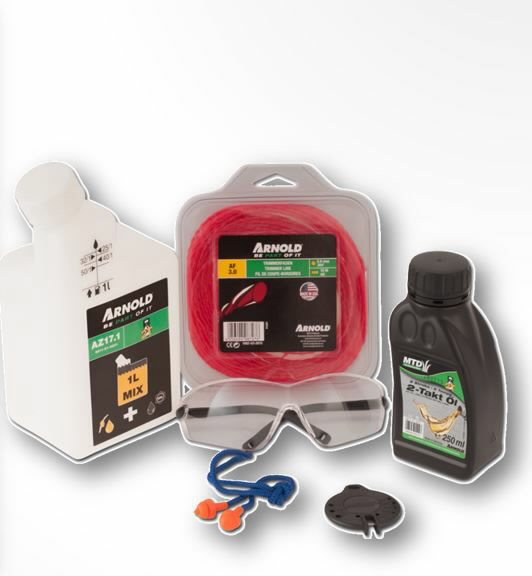 Trimmer starter kit, MTD PRODUCTS AG