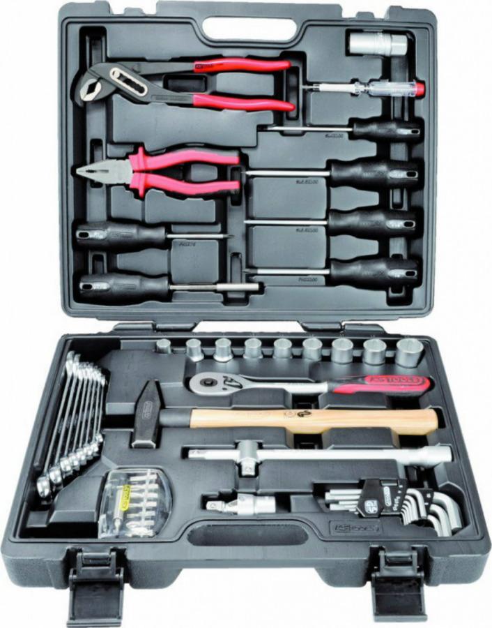 tool kit 50pcs, KS Tools