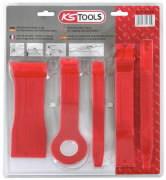 polstri eemaldmise plastheeblite kmpl 5 osa, KS Tools